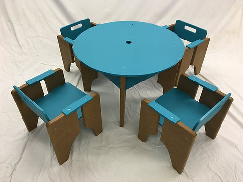 Joe Table w/ Composite Legs (Table Only) (Toddler Height)