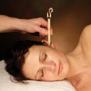 Massage Therapy Cork - ear
