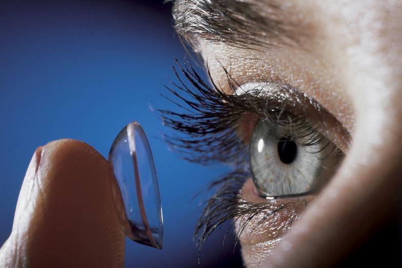 Comprehensive Eye Exam & Contact Lens
