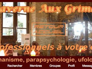 Le forum de La Caverne aux Grimoires