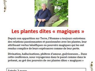 """Les Plantes dites """"magiques"""""""