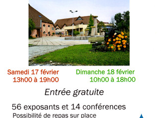Salon Nature et Mieux-Etre Saint-Vulbas 2018