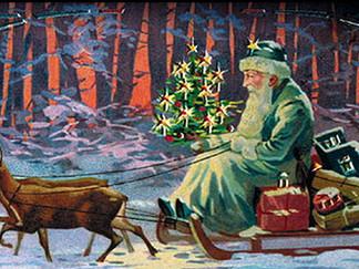 Noël a la Caverne aux Grimoires