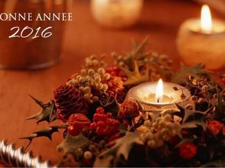 Heureuse Année 2016
