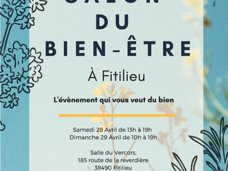 Salon à Fitilieu.