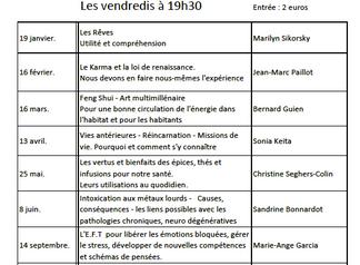 Conférence á Crémieu