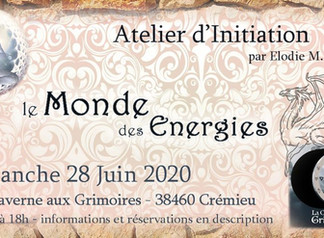 Atelier d'Initiation: le Monde des Energies