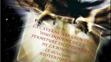 Info: la Caverne aux Grimoires