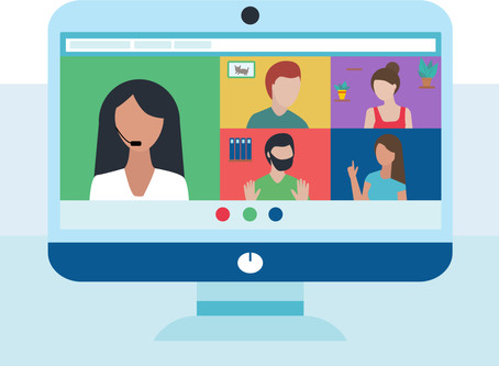 Training Industry Article: 7 Tips For Giving Feedback To Remote Team Members