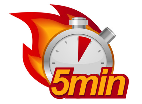 5 Minutes of Feedback Now Can Save 5 Hours (or 5 Days) Later