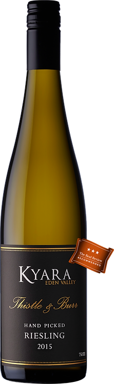 2015 THISTLE & BURR Riesling