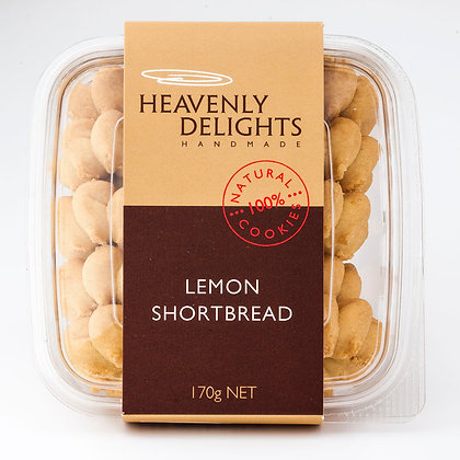 Lemon Shortbread 170gm