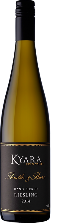 2014 THISTLE & BURR Riesling
