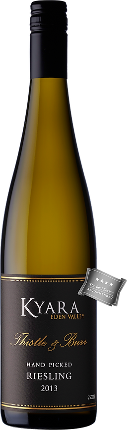 2013 THISTLE & BURR Riesling