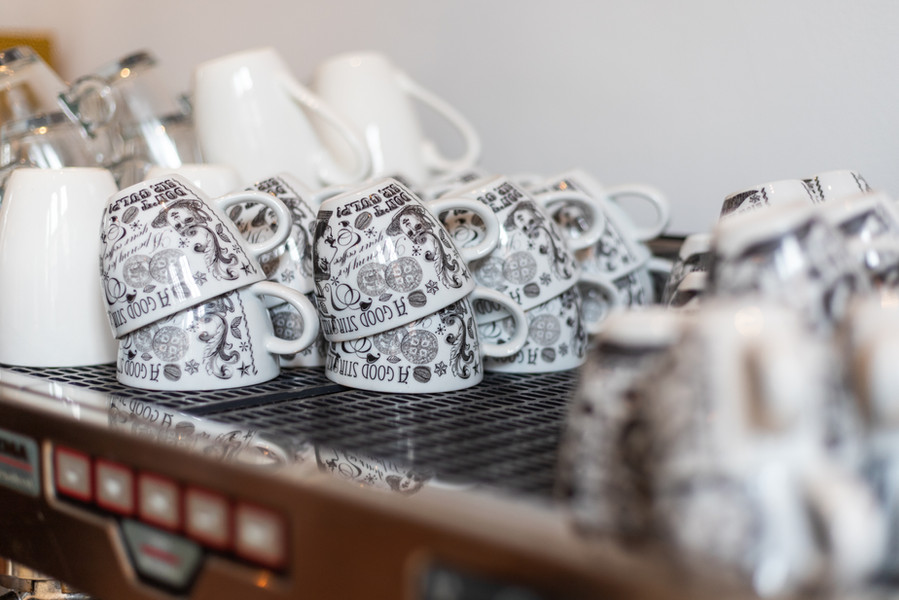 Kopje koffie iemand?