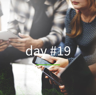 Day #19