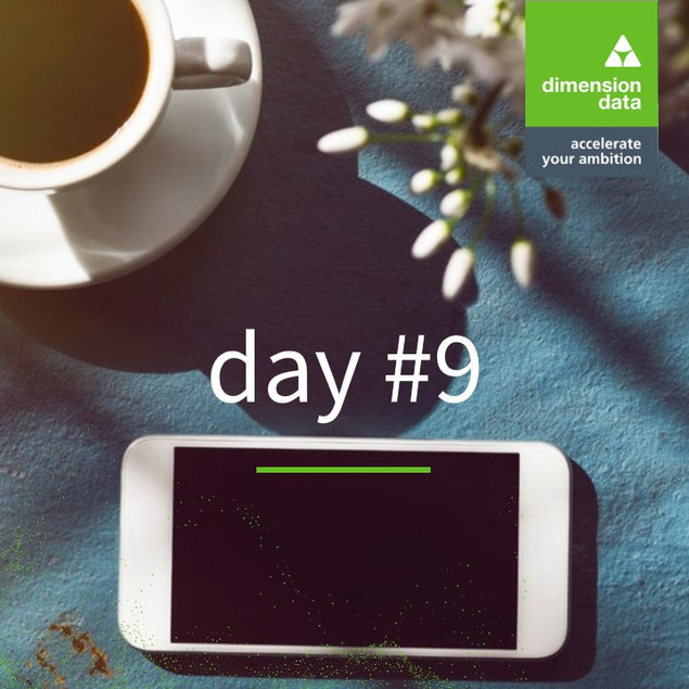 Day #9