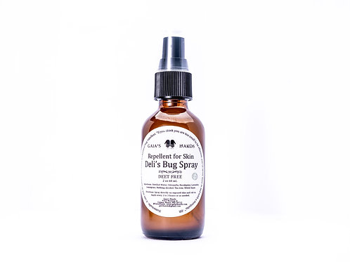 Deli's Bug Repellent 2oz