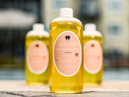 Castile Soap is Dope!