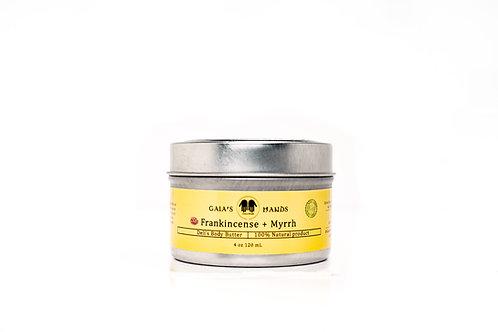 Deli's Body Butter - Frankincense/ Myrrh 4oz