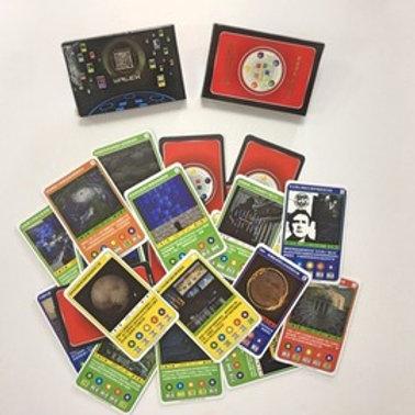金融戰略王-2007-2009新金融世界時空探索骨牌系列套組(25張)