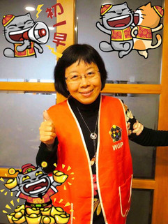 台北市特殊優良教師詹麗馨老師