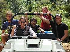 whitianga family fun zone argo adventure