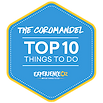 Coromandel Top 10 Things Badge.png