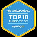 Coromandel Top 10 Things Badge.png