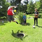 fun zone whitianga coromandel soccer gol