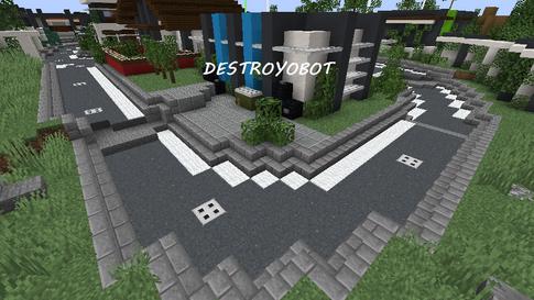 DESTROYOBOT