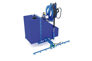 KPL High Pressure Street Washing Unit 1.