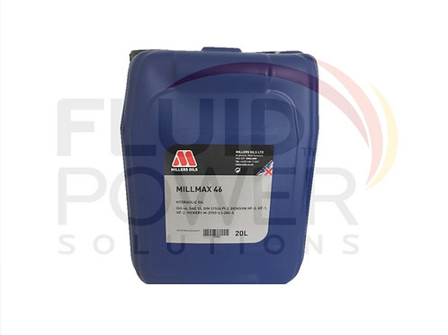 Millers Oils Millmax 46 (20L Drum)