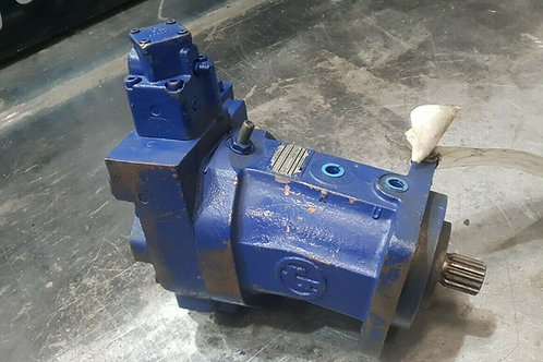 REFURBISHED - Rexroth 80cc Variable Hydraulic Piston Pump   A7VO80LRH/6.0l-PZB01