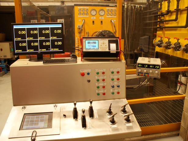 Fluid Power Solutions Test Rig 1.JPG