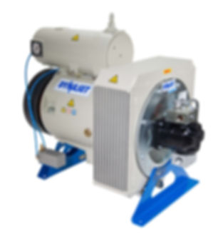 HKL-4100-Hydraulic-Rotary-Vane-Compresso