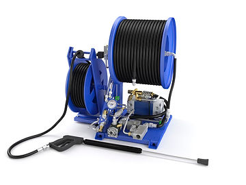 PPL High Pressure Pipe Cleaning Unit 1.j