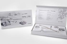 Eastman cosmetics toolkit