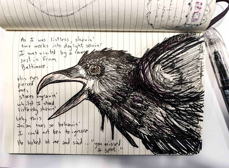 """Never Say """"Nevermore"""""""