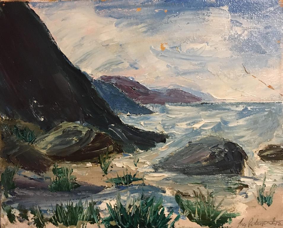 Small seascape