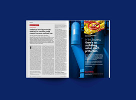 Tetrashield magazine ad-industrial