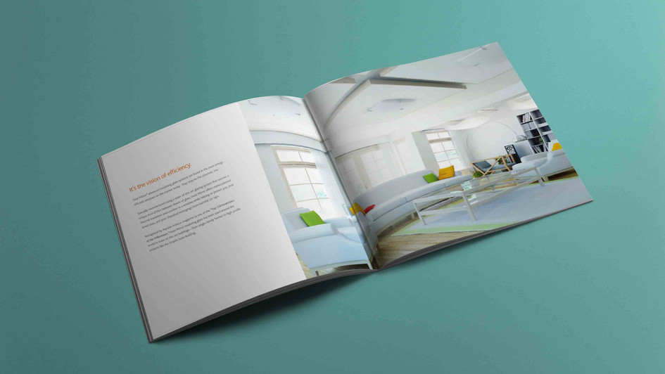Heat Mirror brochure