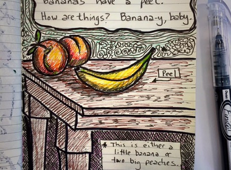 Everything Is Banana-y
