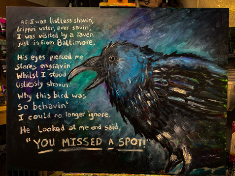 A Raven from Baltimore