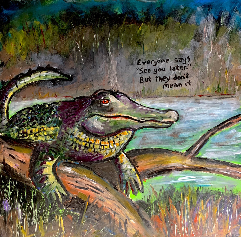 Why Alligators Have Trust Issues