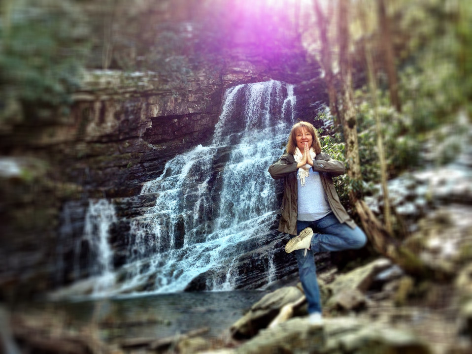 Horse Creek Falls, Tennessee