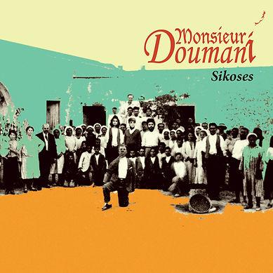 Monsieur Doumani - Sikoses FRONT COVER.j