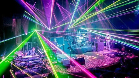 THE DISCO BISCUITS   CAMP BISCO X