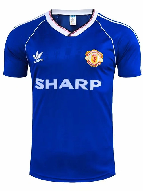 Manchester United 88 Away Shirt