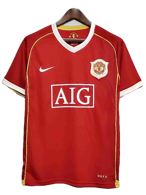 Manchester United 2006-07 Home Shirt